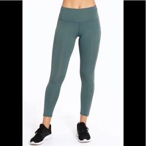 Marika Skin 360 Plus Sage Green Workout Legging 1X